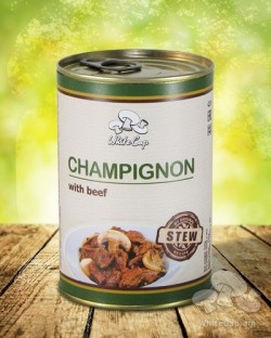 Champignon with beef