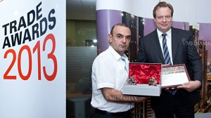 HSBC Bank Armenia awarded best trade finance customers